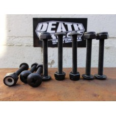Death Proof Iron Fists