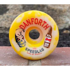 Speedlab  Bill Danforth Beer Stained Limited Edition